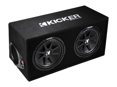 Loaded Subwoofer Enclosures Subwoofer Boxes – Kicker L7 Subs Wiring-diagram