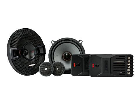 car tweeters and mid range speakers kicker acirc reg  ks series