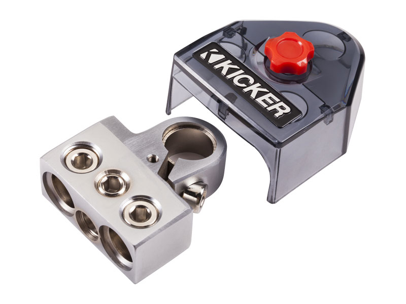 Kicker Brass Battery Terminal