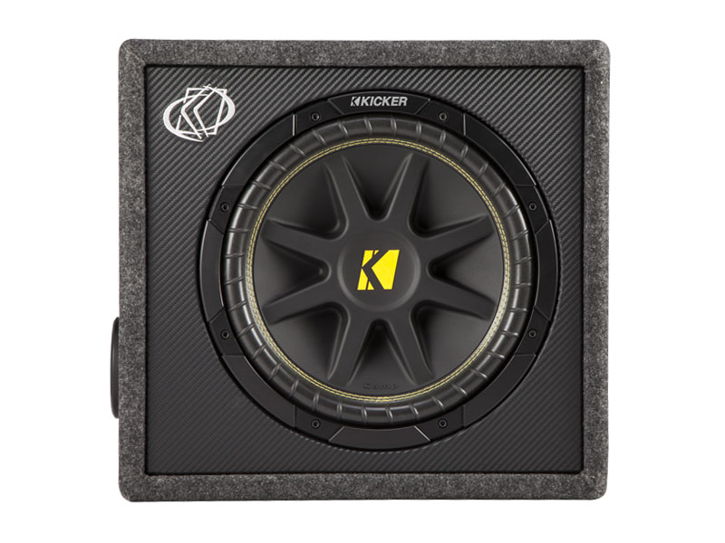 Thin 12 inch subwoofer box – Car speakers, audio system