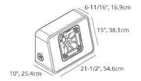 solo baric l7 10 loaded subwoofer box kicker reg. Black Bedroom Furniture Sets. Home Design Ideas