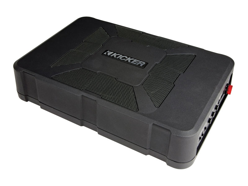 Hideaway Powered Subwoofer