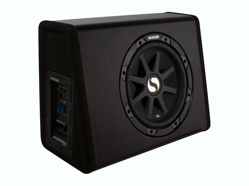 SubStation™ Powered Subwoofers | KICKER®