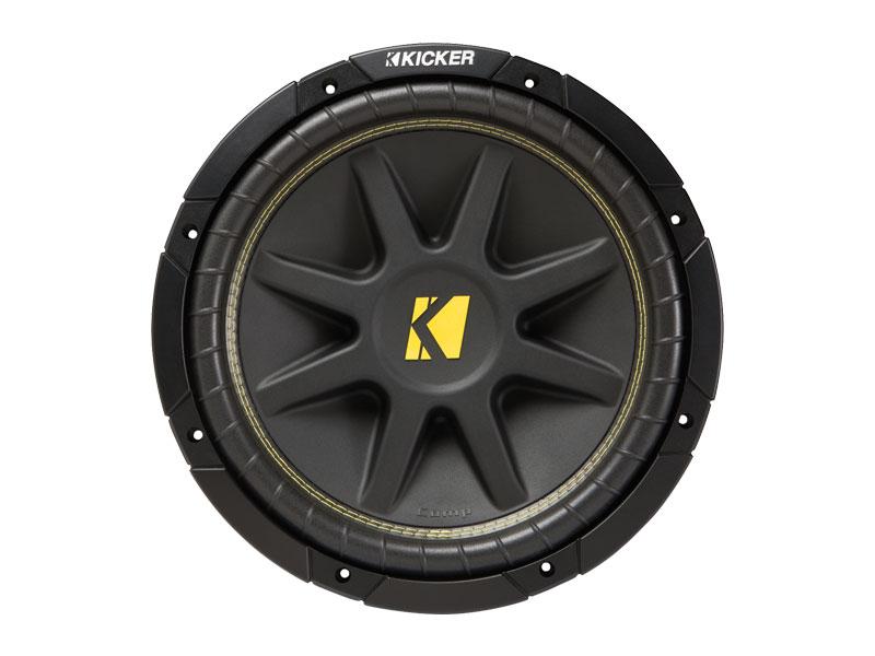 comp 12 inch subwoofer kicker®