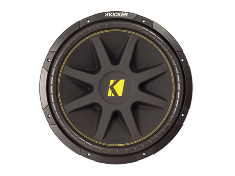 Comp Inch Subwoofer KICKER