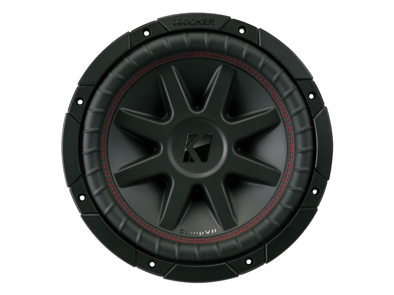 Kicker Cvr 12 only hook up 1 of the 2 voice coils means only 200 watts rms