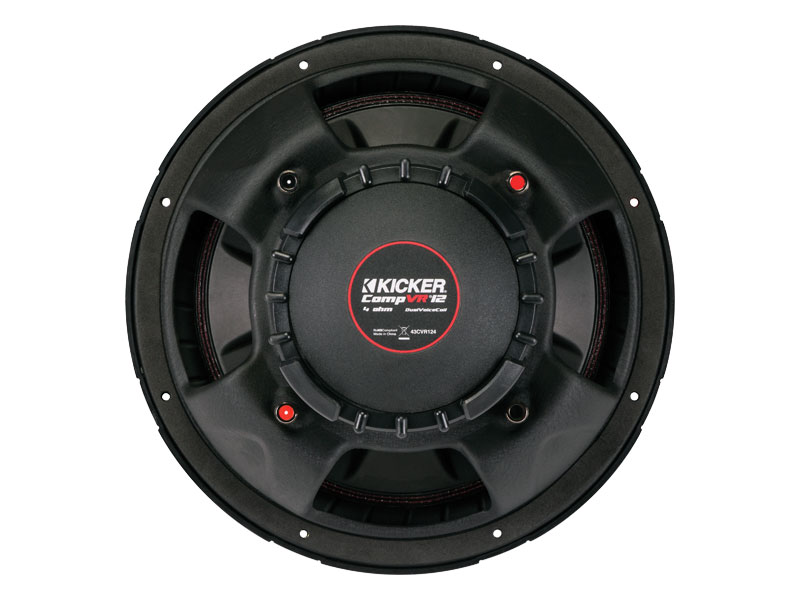 Topic Kicker Cvr12 Dual Voice Coil Wiring