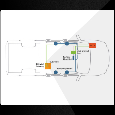 In Feedback furthermore Mb Quart Crossover Wiring Diagram likewise PSIEXT07 likewise Sony Car Audio Lifiers as well Jl Audio Logo. on wiring diagram for subwoofers