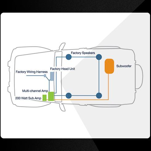 jeep jk electrical wiring diagram jeep jk subwoofer wiring diagram