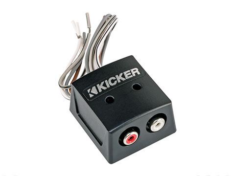 speaker wire to rca converter kisloc kicker® kicker kisloc wiring diagram at Kicker Kisloc Wiring Diagram