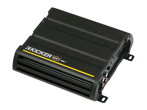 kicker cx300 1 amplifier Lanzar Wiring Diagram