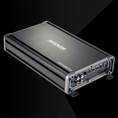 2016 cx1200 1 amplifier kicker� Kicker Subwoofer and Amp Packages
