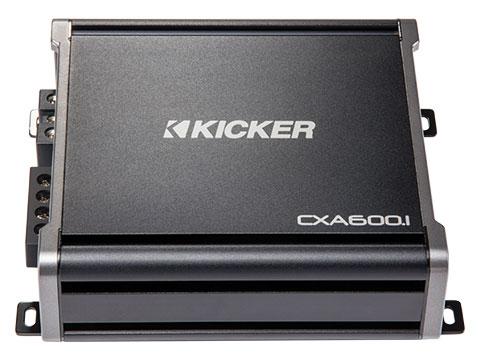 2016 cx600.1 amplifier | kicker® kicker cx600 1 wiring diagrams sub and amp wiring diagram kicker 1200 1 #10