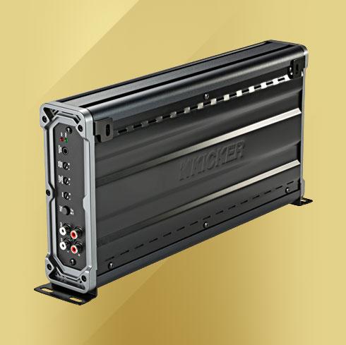 2019 CX1800.1 Amplifier   KICKER® on