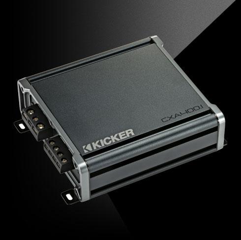 2019 CX400 1 Amplifier | KICKER®