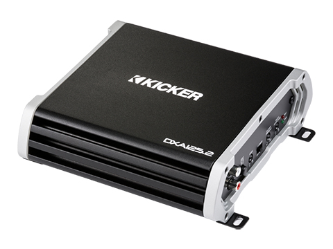 kicker 43dx125 2 amplifier