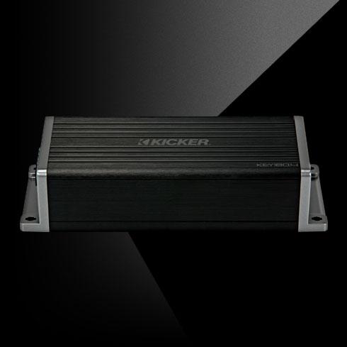 Kicker the Key Smart Amplifier