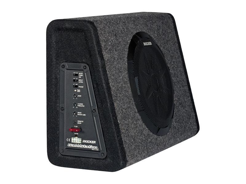 BassStation™ Powered Subwoofers | KICKER®Kicker