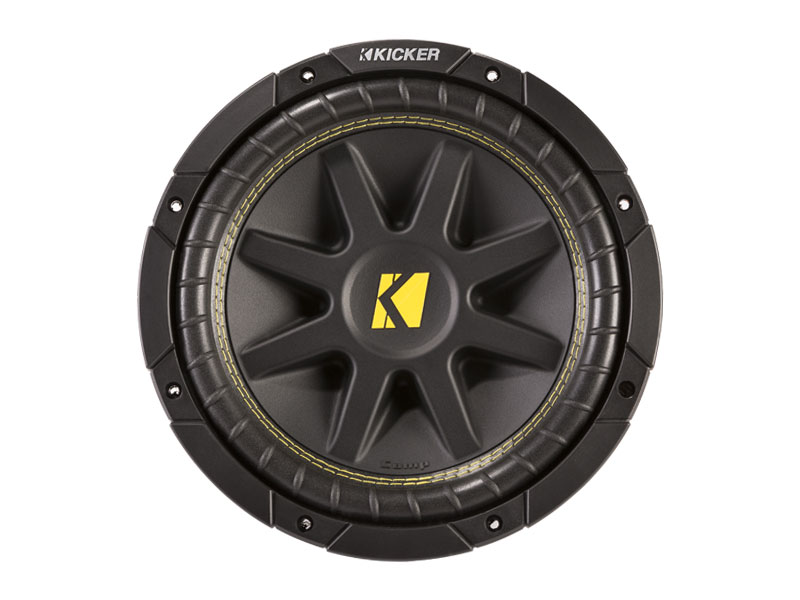 Comp 10 inch subwoofer kicker greentooth Images