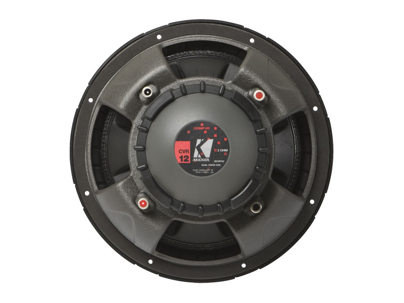 2 Kicker Subwoofers 12 Inch Gallery Diagram Writing