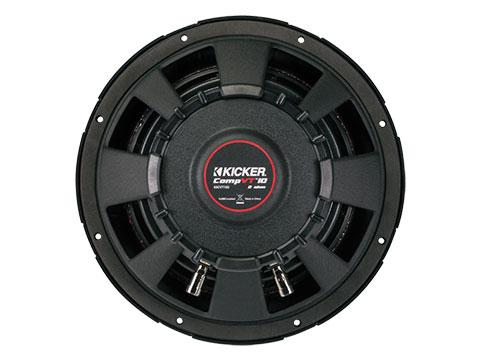 cvt 10 2 ohm subwoofer kicker rh kicker com Single Kicker L7 15 Wiring-Diagram Kicker Cvr Wiring-Diagram