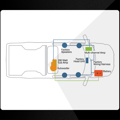 kicker pf150c09 rh kicker com 2000 Ford F-150 Wiring Diagram 1997 Ford F-150 Wiring Diagram