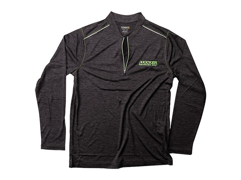 gray pullover front