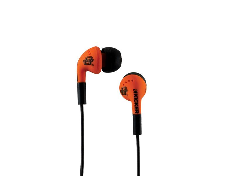 EB72 OSU Earbuds | KICKER