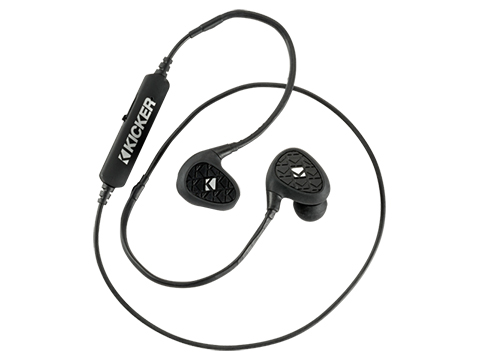 223696bf54c EB400 Bluetooth® Earbuds with Microphone | KICKER®