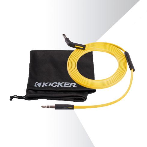 Kicker Tabor® Bluetooth Headphones
