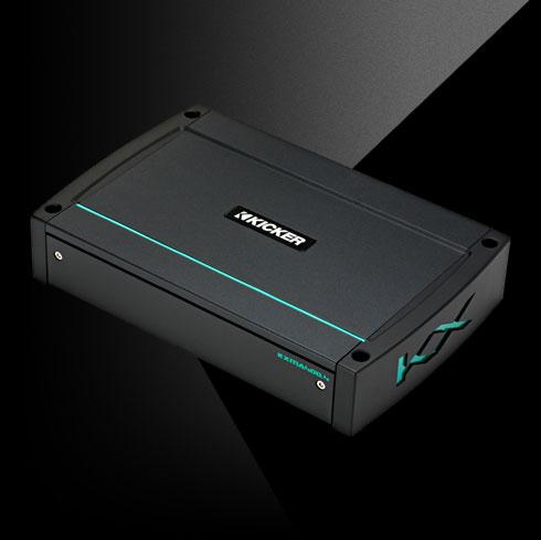 KICKER   KXMA400.4 Amplifier