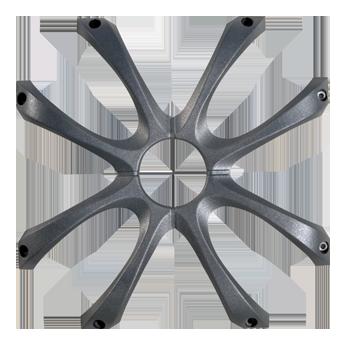 Kicker GR150 speaker grille// Guard// Cover